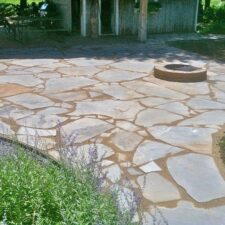 Flagstone Patio 1