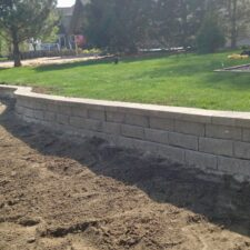 Retaining Wall Adams 1
